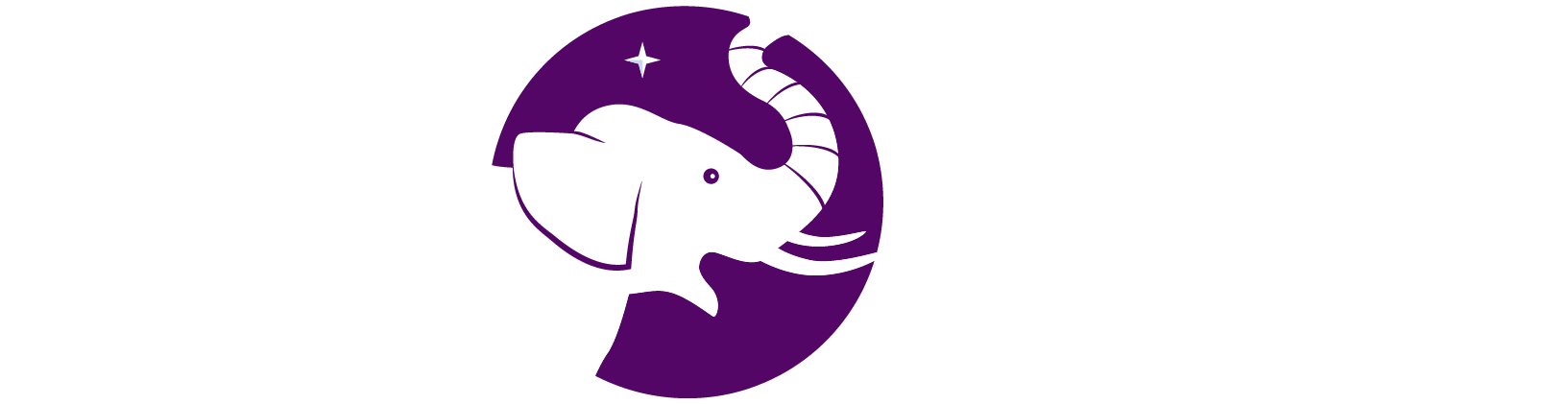 logo space elephant